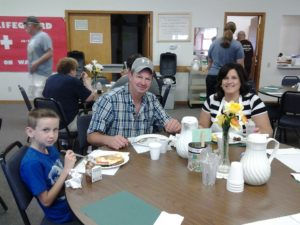 United Methodist Church Harvest Dinner in November