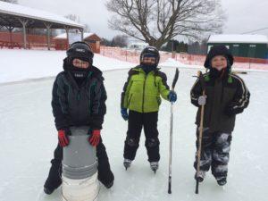 LeRoy Ice Rink
